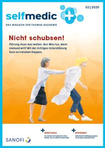 Cover selfmedic Ausgabe 02/20