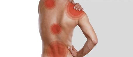 Rückenschmerzen & Verspannung