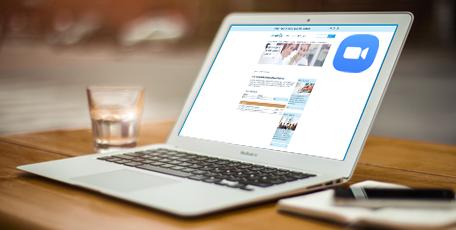 Teaserbild Startseite - Live Online Fortbildungen Produkte und Marken