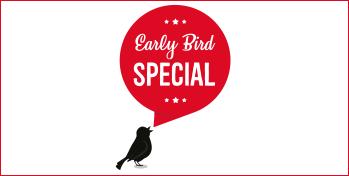 Seminarprogramm 2021: 10 Prozent Early-Bird-Rabatt sichern